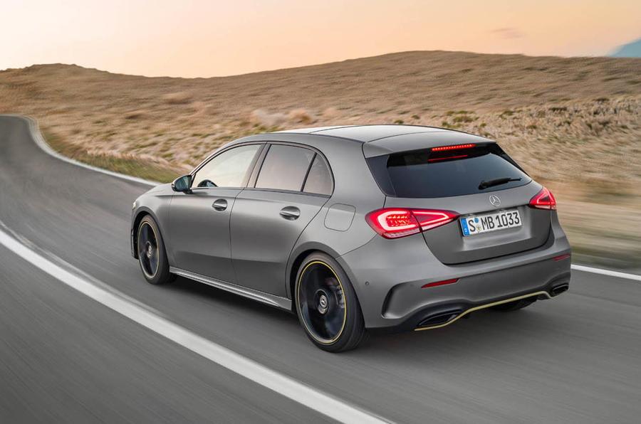 Mercedes Benz A Class Mobil Hemat Energi