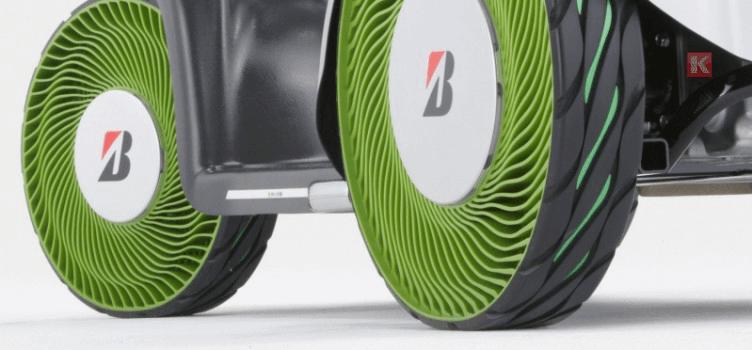 Ban Mobil Ramah Lingkungan Terbaik Dari Bridgestone