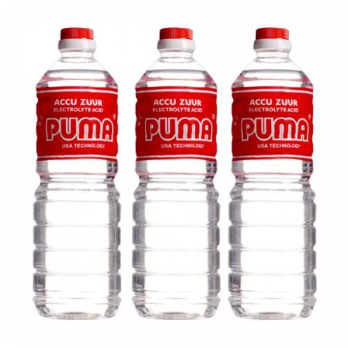 Air Accu Zuur botol
