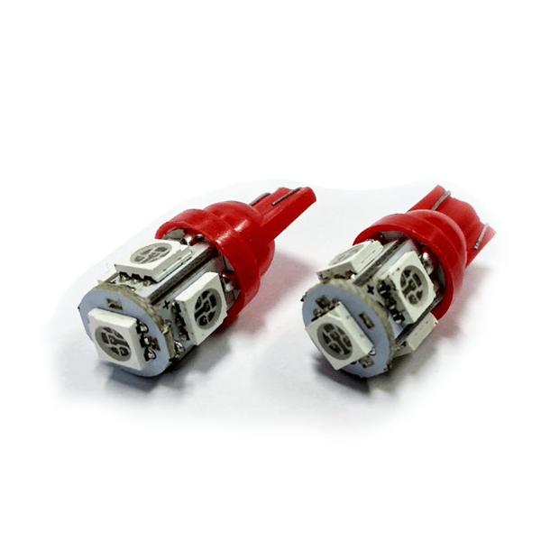 LED Senja HG 5 Titik Warna