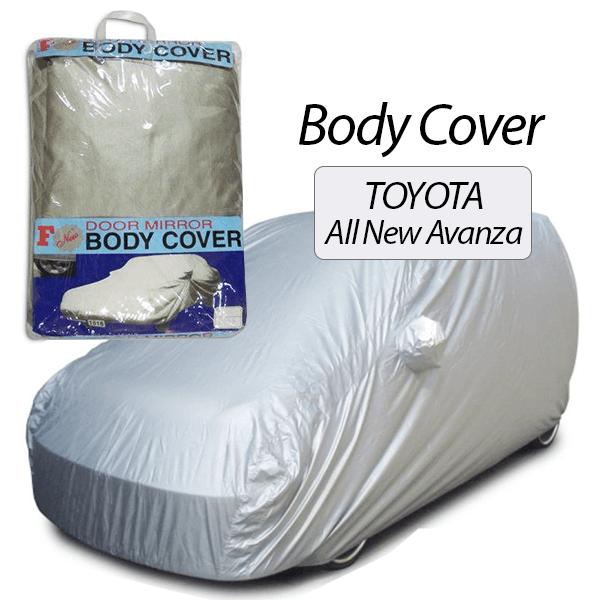Body Cover Toyota All New Avanza