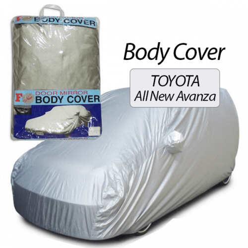 Body Cover Toyota All New Avanza