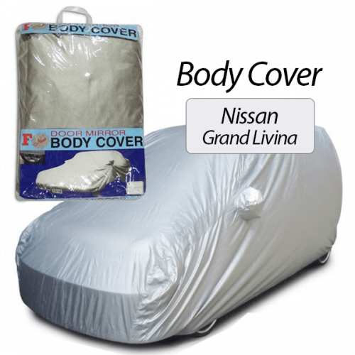 Body Cover Nissan Grand Livina