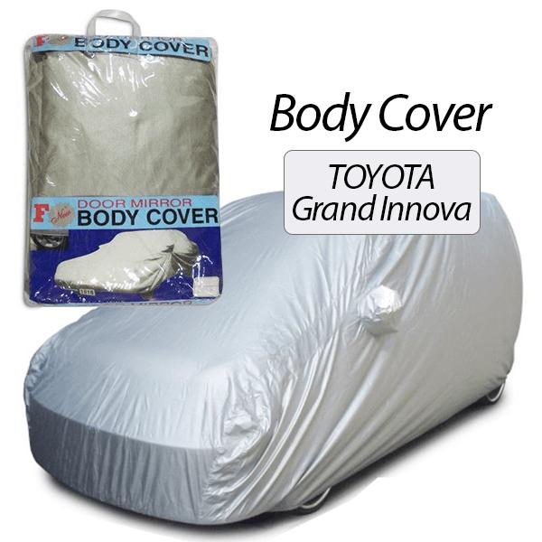 Body Cover Toyota Grand Innova