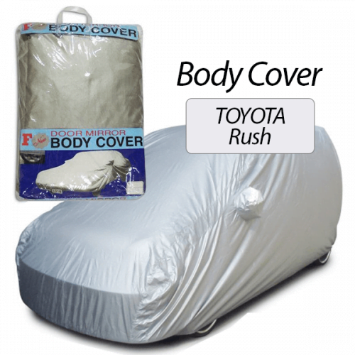 Body Cover Toyota Rush