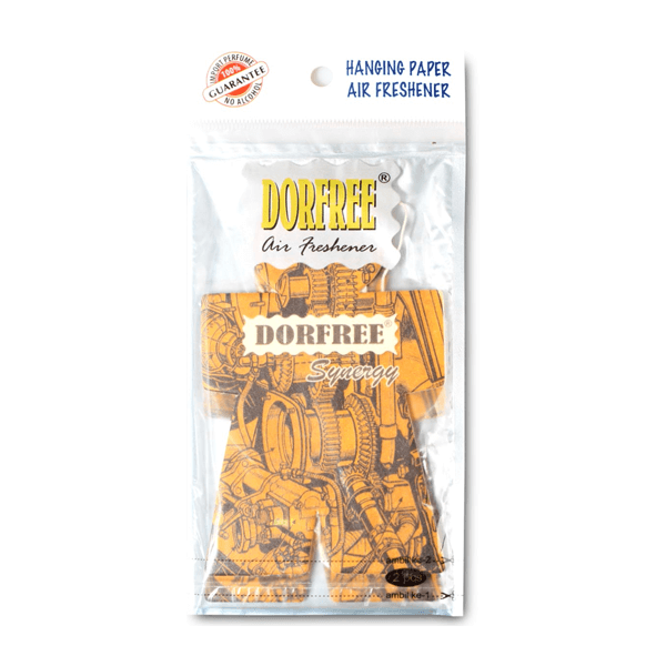 Dorfree Hanging Paper Air Freshener Synergy