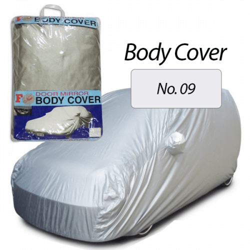 Body Cover No 09