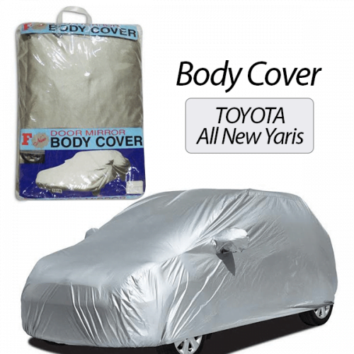 Body Cover Toyota All New Yaris