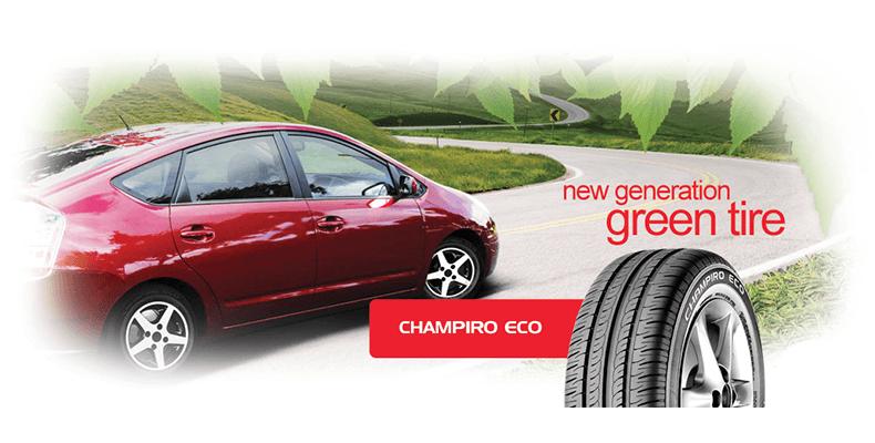 Keunggulan Ban Mobil GT Champiro Eco