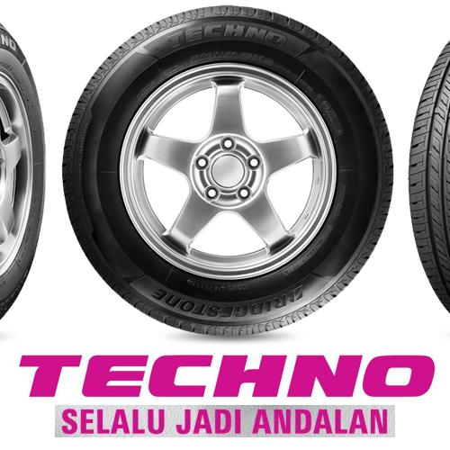 Review Ban Mobil Bridgestone Techno Tecaz