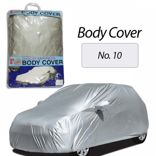 Body Cover No 10