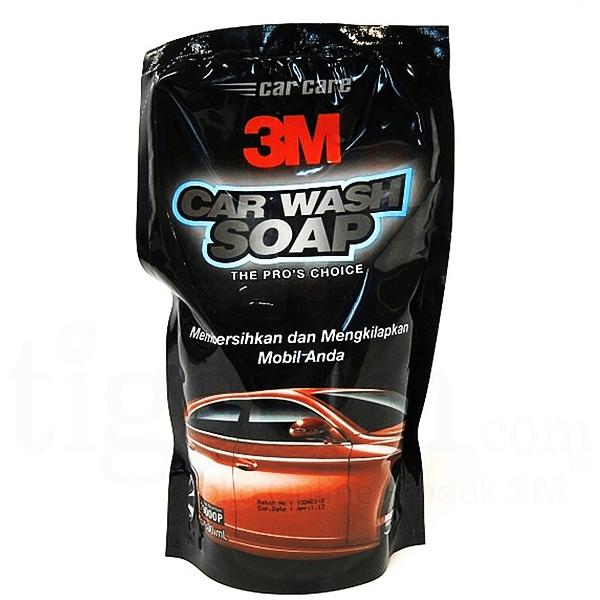 3M Refill Car Wash Soap 800ML