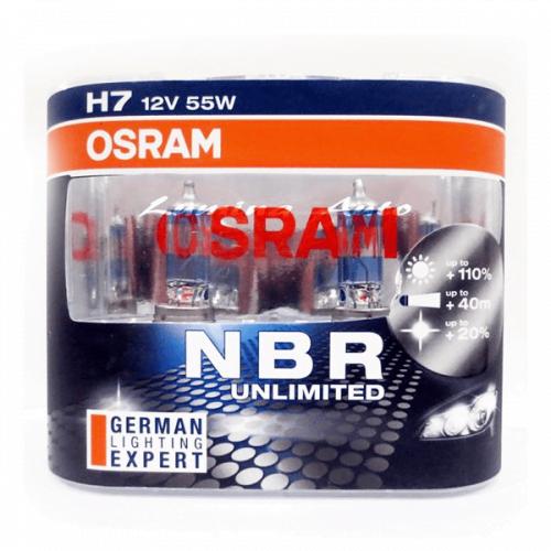 Osram H7 NBR 12V 55W