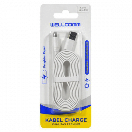 EXCELLENCE KABEL DATA FLAT WIP PACK 150CM MICRO