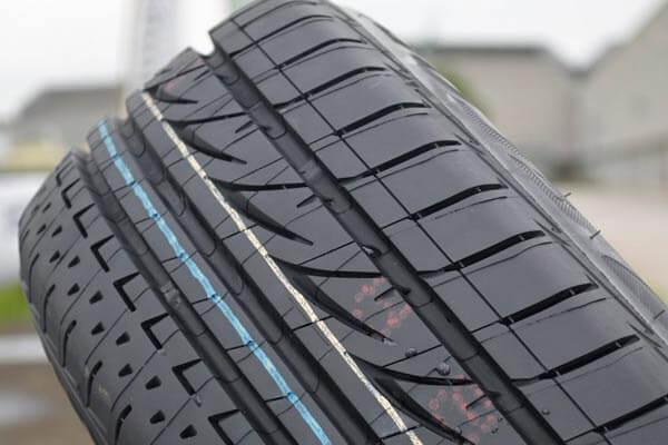 Ban Mobil Asimetrik Bridgestone MPV1