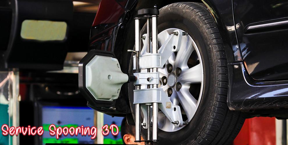 Service Spooring 3D