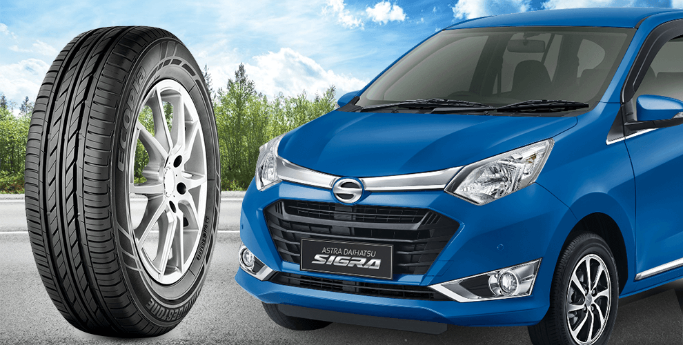 Bridgestone Ecopia EP150 Ban Mobil Daihatsu Sigra