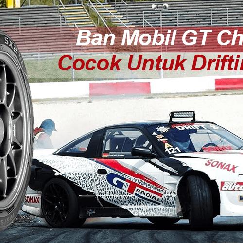 Ban Mobil GT Champiro SX2 Cocok untuk Drifting dan Slalom