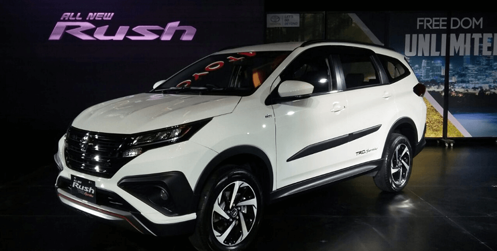 Toyota Rush IIMS 2018