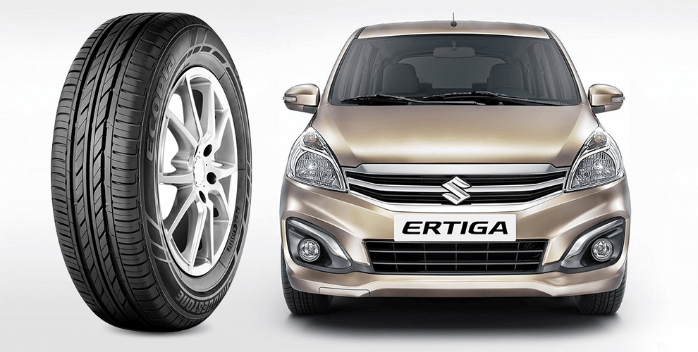 Ban Mobil Bridgestone yang cocok untuk Suzuki ERTIGA