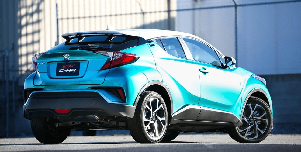 Toyota C-HR IIMS 2018