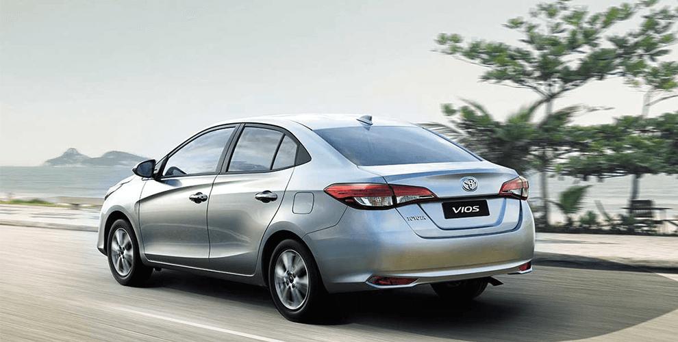 Toyota Vios IIMS 2018
