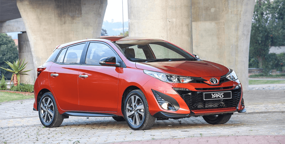 Toyota Yaris IIMS 2018