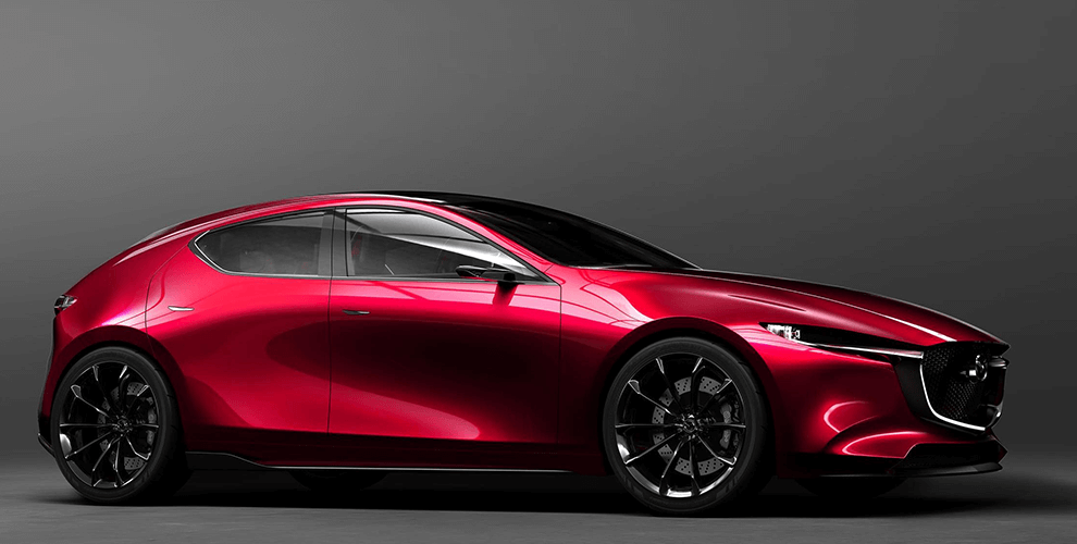 Mazda 3 IIMS 2018