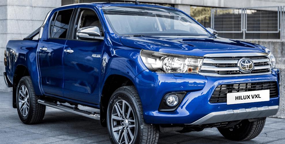 Toyota Hilux IIMS 2018