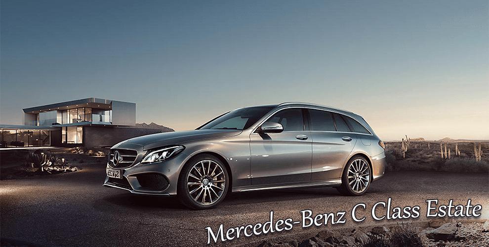 4 pilihan mobil bersegmentasi station wagon Mercedes Benz C Class Estate