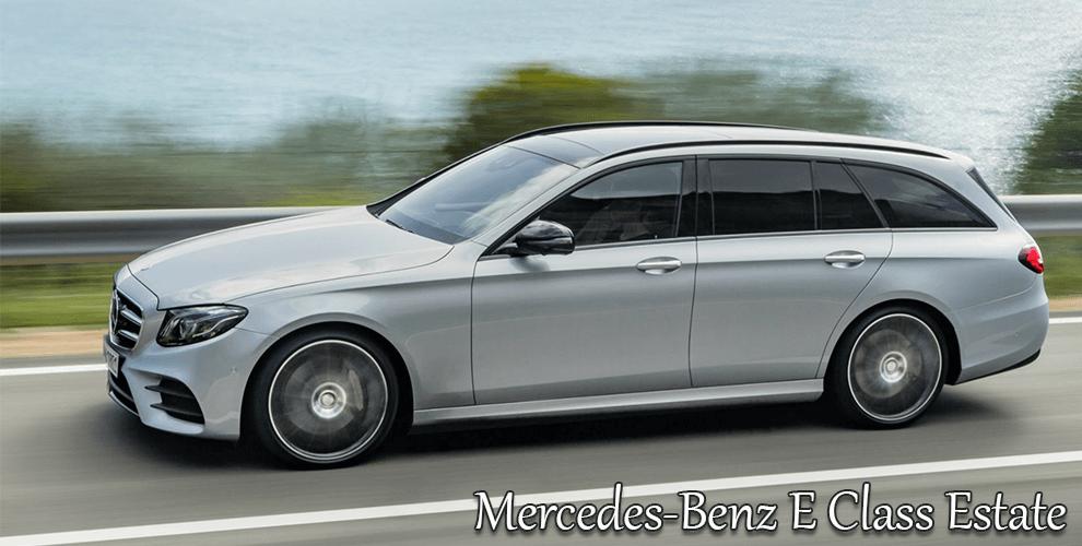 4 pilihan mobil bersegmentasi station wagon Mercedes Benz E Class Estate