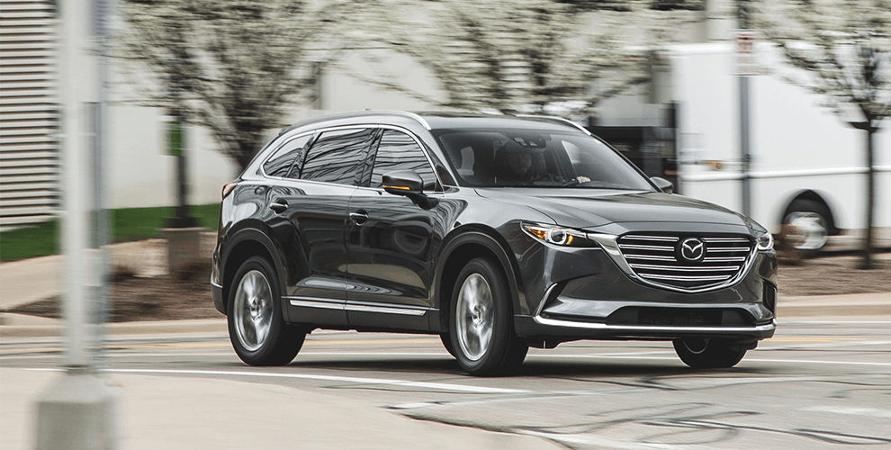 Mazda CX 9 IIMS 2018