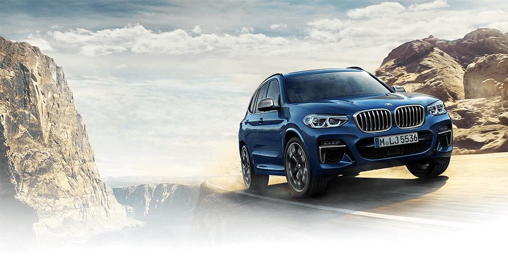 BMW X3 IIMS 2018