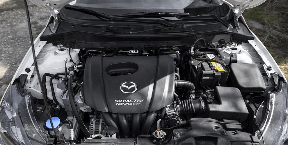Kapasitas Mesin Mazda 3