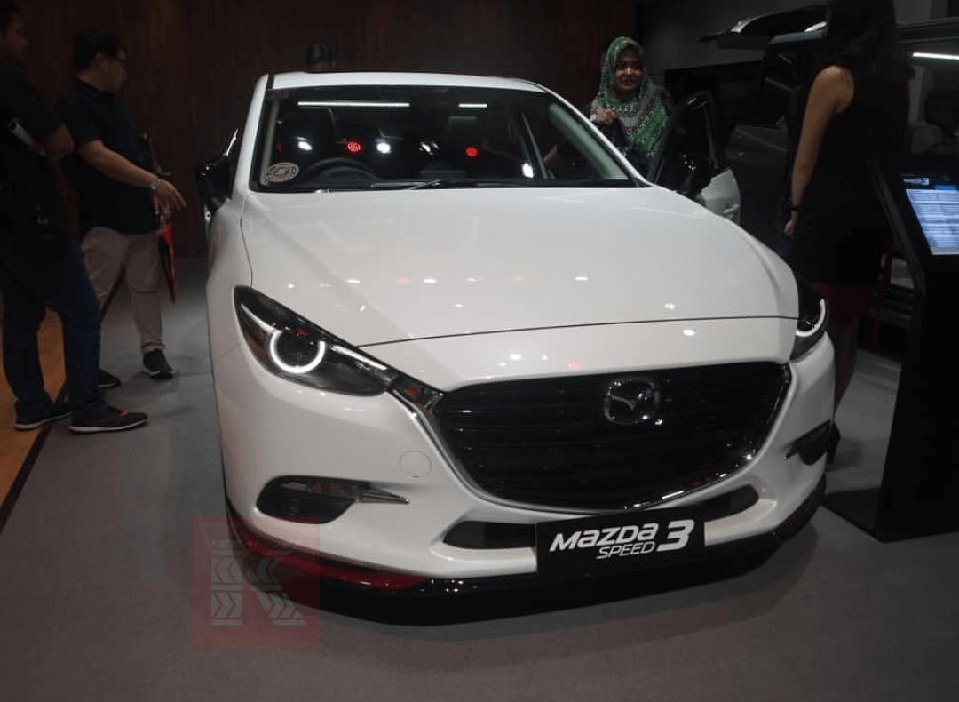 Review Singkat Mazda 3