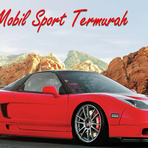 5 Piihan Mobil Sport Termurah di Indonesia