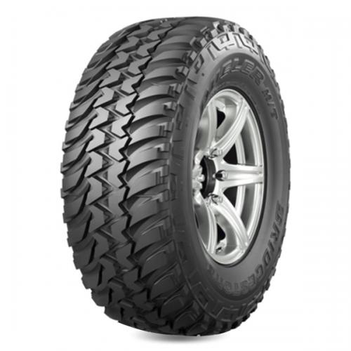 Jual Ban Mobil Bridgestone Dueler LVRS(4 x4) D674 RBT M/T 265/65R17 11Q