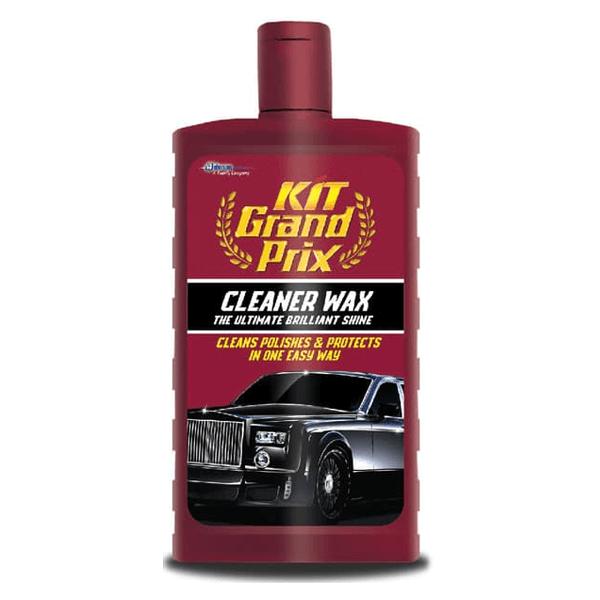 KIT GRAND PRIX Cleaner Wax