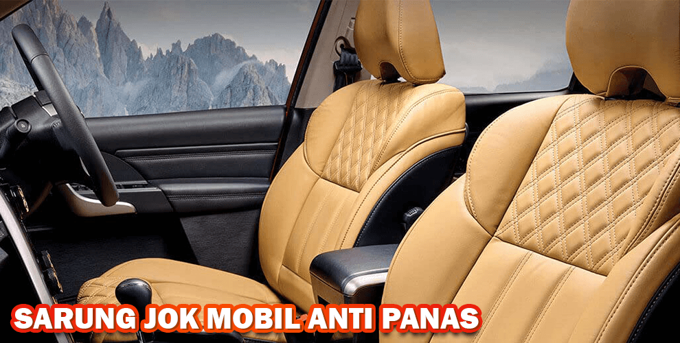 SARUNG JOK MOBIL ANTI PANAS