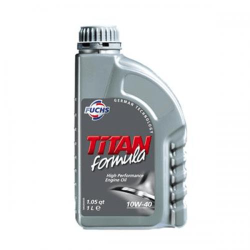 Fuchs Titan Formula 10W-40