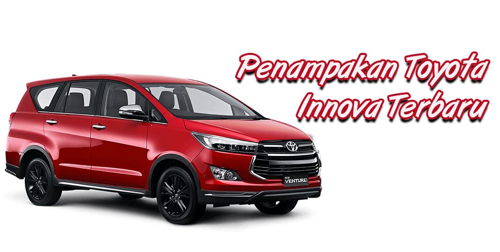 Toyota Innova Terbaru Eksterior