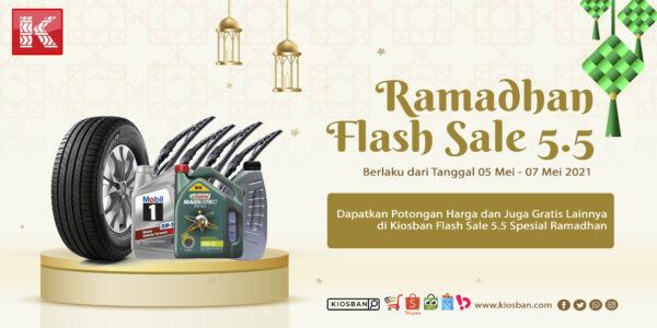 Promo Flash Sale Ramadhan